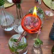 Candle Glassware