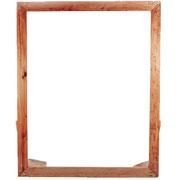 Wooden Meranti Frame Only