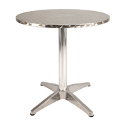 Aluminium Jupiter Cafe Table