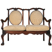 Ball & Claw Double Seater Couch