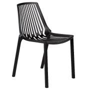 Black Air Cafe Chair