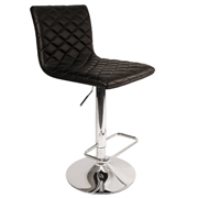 Black 404 Bar Stool
