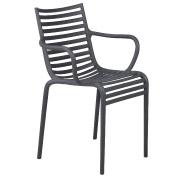 Black Sassy Susan Cafe Chair
