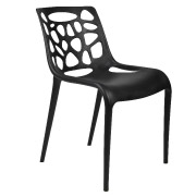 Black Tortoise Cafe Chair