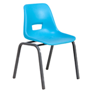 Blue Kids Classroom Chair