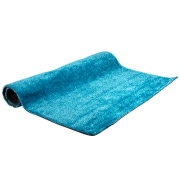 Blue Shaggy Rug