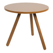 Brown Crosby Side Table