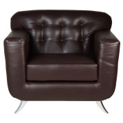 Brown Mississippi Single Seater Couch