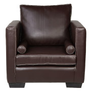 Brown Ontario Single Seater Couch