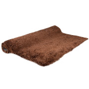 Brown Shaggy Rug