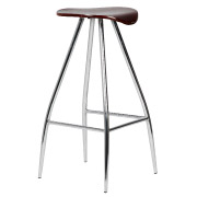 Brown Teepee Bar Stool