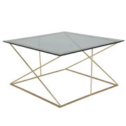 Criss Cross Coffee Tables