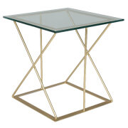 Criss Cross Side Tables