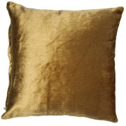 Crushed Gold Scatter Cushion