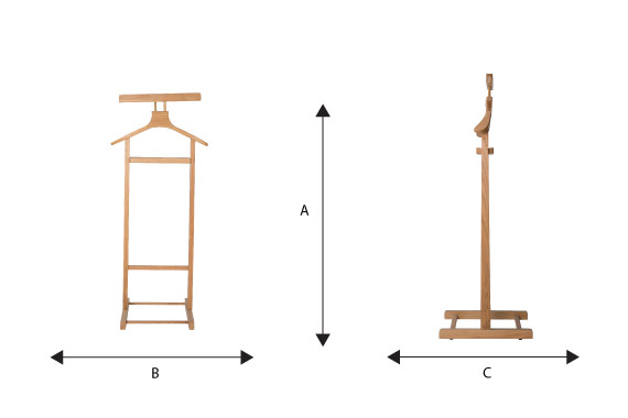 Dimensions (Wooden)