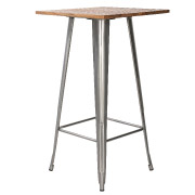 Galvanised Xavier Cocktail Table