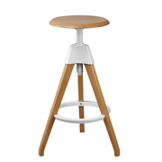 Cork Screw Bar Stool