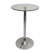 Glass Cocktail Table
