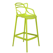 Green Twist Bar Stool