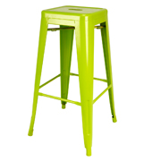 Green Xavier Bar Stool