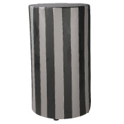 Grey Barrel Cocktail Table