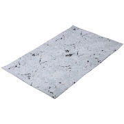 Grey Patterned Rug