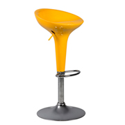 Yellow Apollo Bar Stool