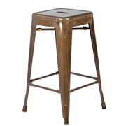 Bronze Xavier Bar Stool