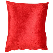 Metallic Red Scatter Cushion