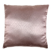 Metallic Rose (Floral Pattern) Scatter Cushion
