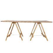 Natural Melville Dining Table