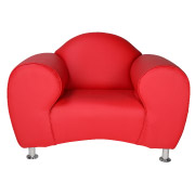 Red Balloon Single Seater Couch