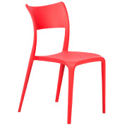 Red Cape Cafe Chair