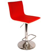 Red 404 Bar Stool