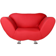 Red Ole Single Seater Couch
