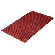 Red Simple Rug