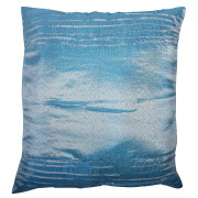 Shimmering Blue Scatter Cushion