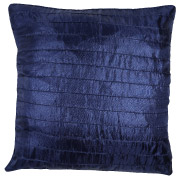 Shimmering Navy Scatter Cushion