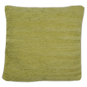 Textured Algae Green Scatter Cushion