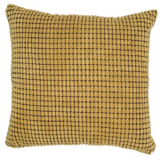 Textured Mustard Scatter Cushion