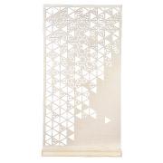 White Birch Decorative Screen