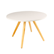 White Crosby Coffee Table