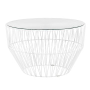 White Diamond Coffee Table