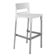 White Divo Bar Stool
