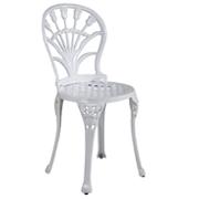 White Eiffel Outdoor Chair