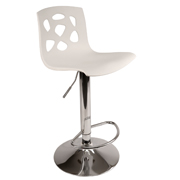 White Tortoise Bar Stool