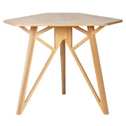 Wooden Cannock Cafe Table