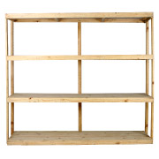 Plain Wooden Shelf