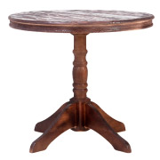 Wooden Topaz Cafe Table