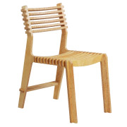 Wooden Valovi Cafe Chair